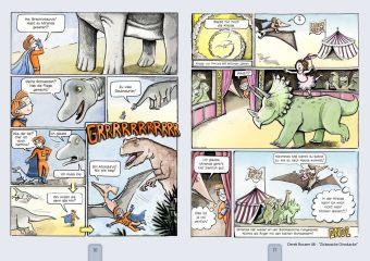 ZickeZackeDinokacke Comic