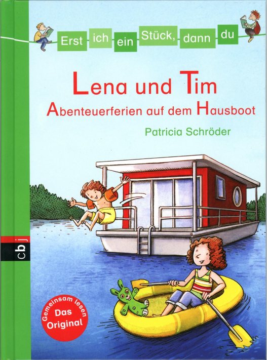 RandomHouseHausboot