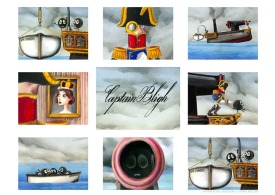 Captain Bligh Filmstills